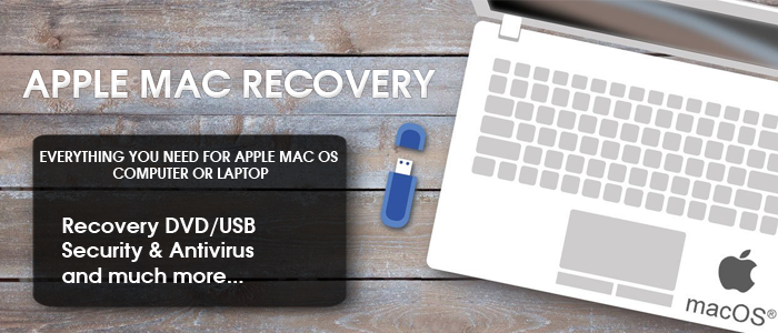 Apple MAC Recovery Software