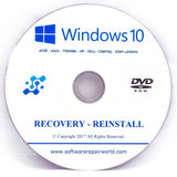 windows 10 recovery disc
