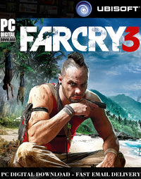 Far Cry 3 (Deluxe Edition) Uplay PC Game Global Activation Key
