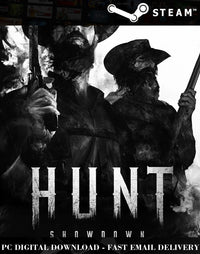 Hunt: Showdown Steam PC Game Global Activation Key
