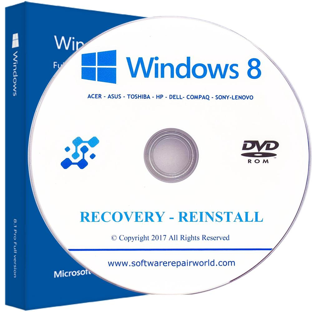 Windows 8 recovery disk free   How to Create a Windows 8 System
