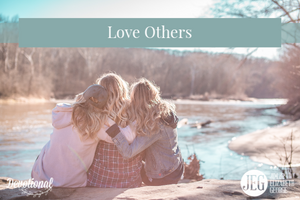 Love Others by Elizabeth-George