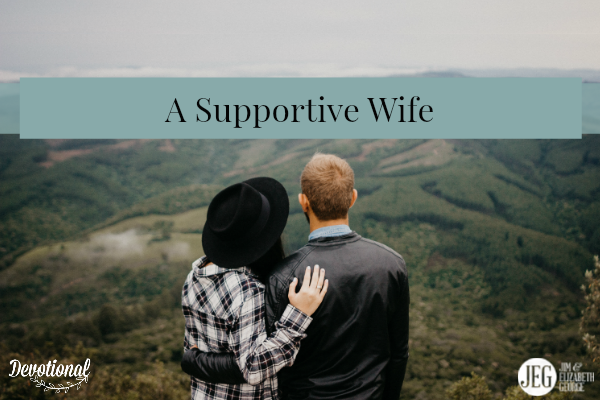 Being a Supportive Wife