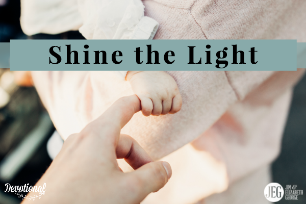 Shine the Light this Mother's Day