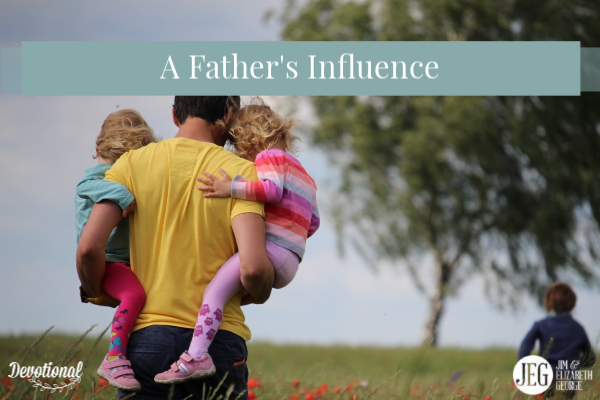 The Impact Fathers Have on Their Children