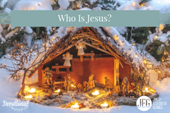 Who is Jesus?—Teen Tuesday