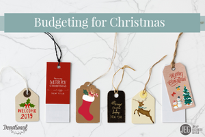Budgeting For Christmas by Elizabeth George