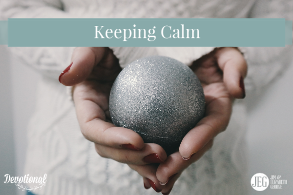 Keeping Calm Over Christmas