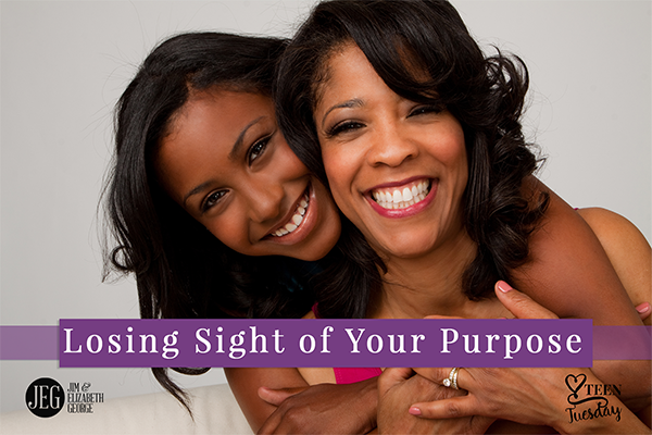 Losing Sight of Your Purpose