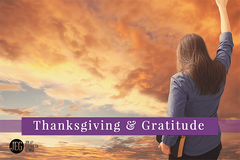 Thanksgiving and Heartfelt Gratitude