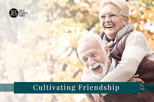 Cultivating a Friendship with Your Spouse by Elizabeth George