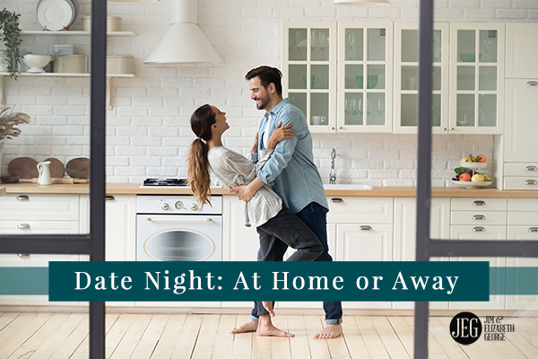A Couple's Date Night At Home or Away