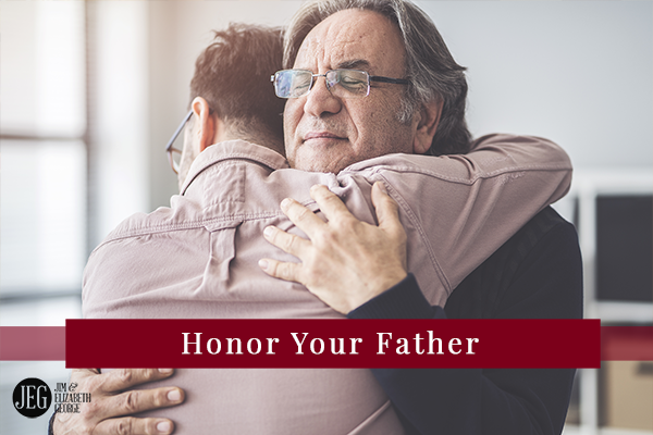 Honor Your Dad This Father's Day and Always
