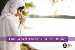 One Word Themes for the Books of the Bible—Ruth