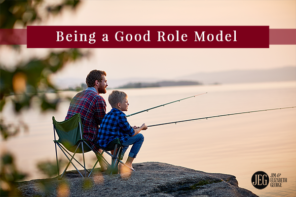 Being a Good Role Model