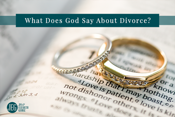 What Does God Say About Divorce?