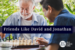What We Can Learn from David and Jonathan