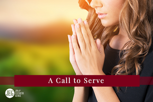 elizabeth-george a-call-to-serve