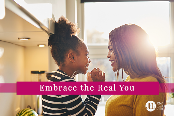 Embrace the Real You
