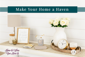 elizabeth-george making-your-home-a-haven