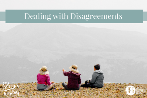 Dealing With Disagreements - Teen Tuesday
