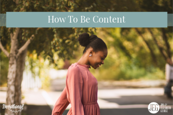 How-to-be-content elizabeth-george