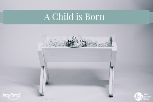 A Child is Born by Elizabeth George