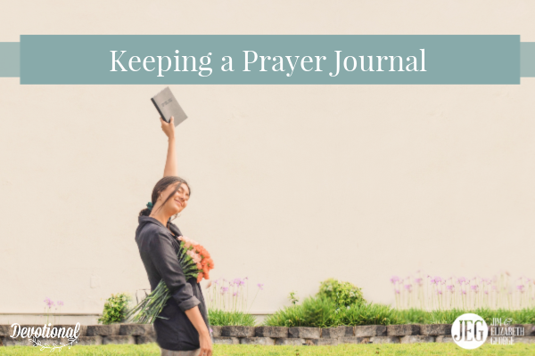 Keeping-a-prayer-journal elizabeth-george jim-george