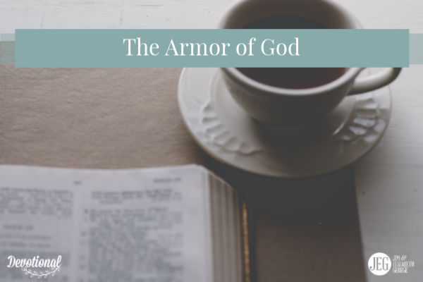 Putting on the Armor of God by Elizabeth George