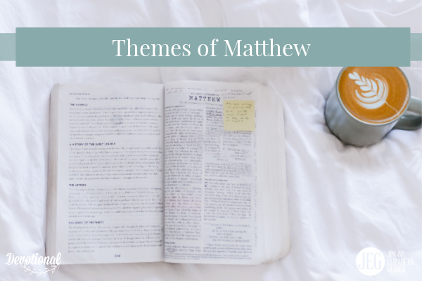 Main-Theme-of-the-Book-of-Matthew
