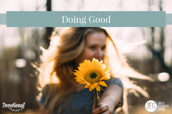 Doing-Good by Elizabeth-George