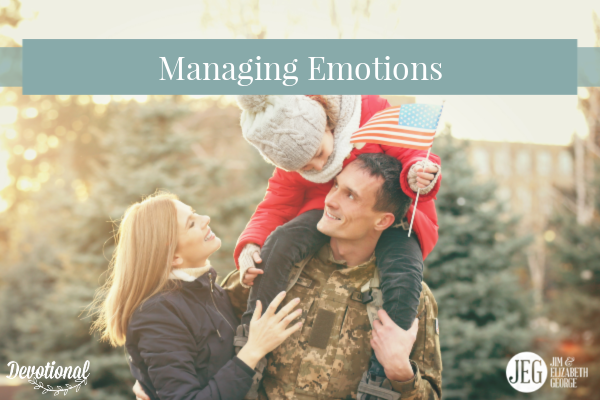Managing Emotions Elizabeth-George