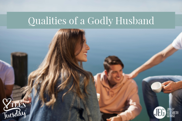 Qualities of a Godly Marriage by Elizabeth George