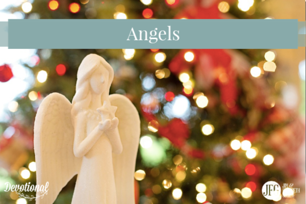 What are Angels by Elizabeth and Jim George