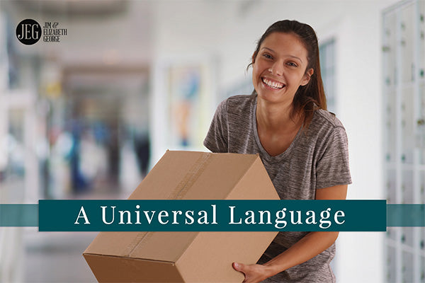 A Universal Language by Elizabeth George