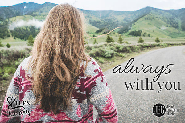 He is Always With You by Elizabeth George