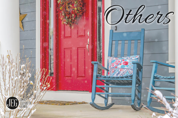 Front Porch Opportunities by Elizabeth George