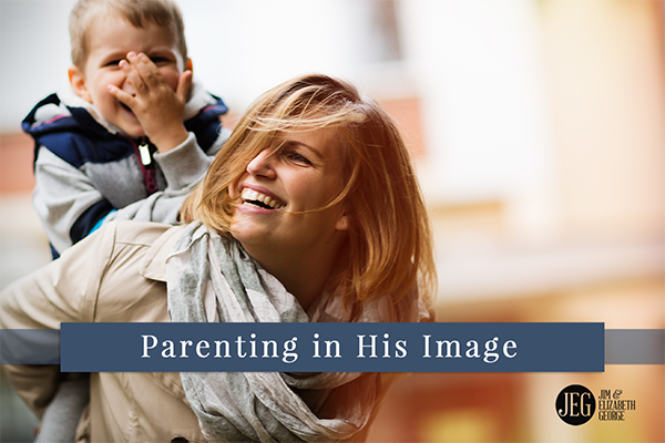 Parenting in His Image