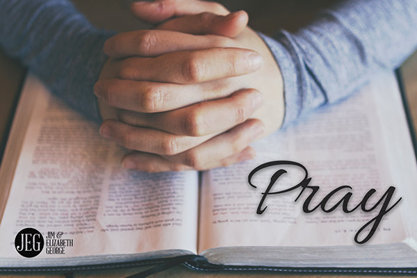 Praying for the Right Things by Jim and Elizabeth George