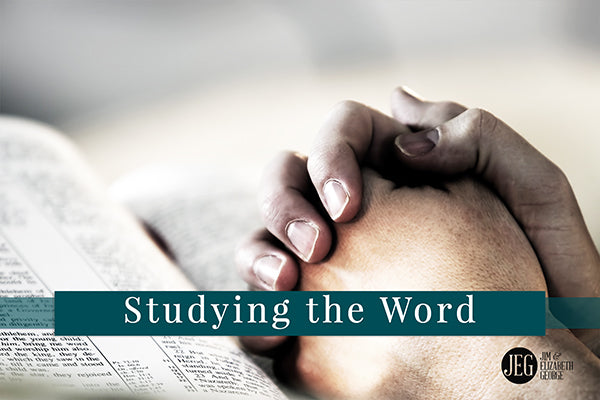 Studying the Word in Context and Perspective by Elizabeth George