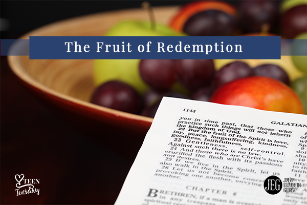 elizabeth-george the-fruit-of-redemption