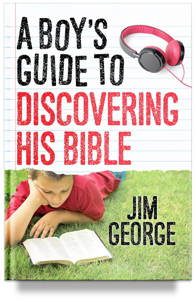 Guidance for children on reading the bible by Jim George