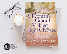 Elizabeth George books for women