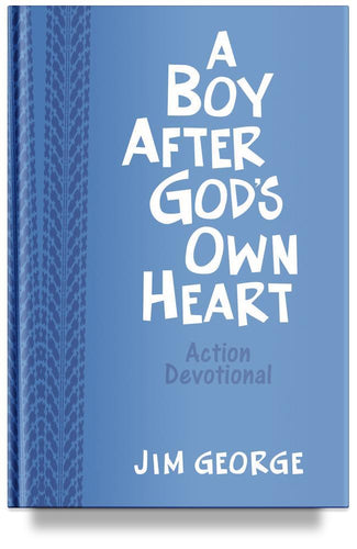 A Boy After God's Own Heart Action Devotional