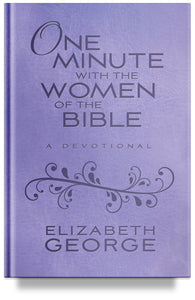 women's daily devotional, Elizabeth George