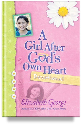 Christian book for girls by Elizabeth George