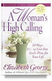 elizabeth-george a-womans-high-calling