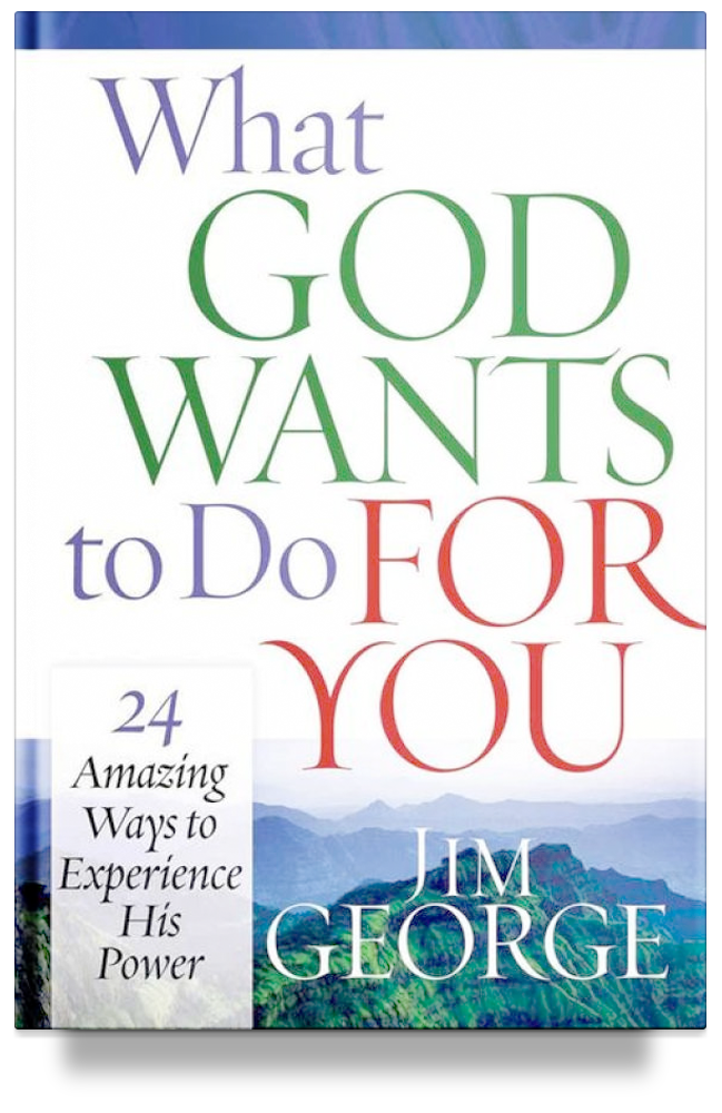 Autographed Copy of What God Wants To Do For You