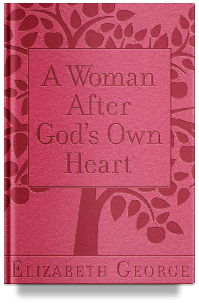 A Woman After God's Own Heart (Soft Milano Cover) By Elizabeth George