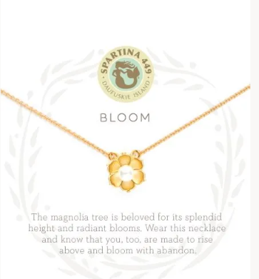 Sea La Vie Bloom Necklace - Courtyard Style